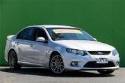2010 Ford Falcon FG XR6 Silver 6 Speed Sports Automatic Sedan Ringwood East Maroondah Area Preview