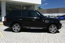2011 Land Rover Range Rover Sport  Black Sports Automatic Wagon St James Victoria Park Area Preview