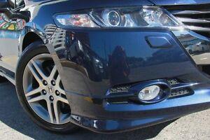 2010 Honda Odyssey RB Luxury Blue 5 Speed Automatic Wagon Wolli Creek Rockdale Area Preview