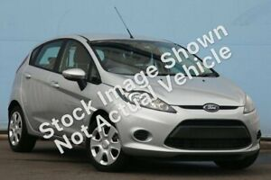 2012 Ford Fiesta WT CL PwrShift Silver 6 Speed Sports Automatic Dual Clutch Hatchback Somerton Park Holdfast Bay Preview