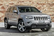 2013 Jeep Grand Cherokee WK MY2013 Laredo Silver 5 Speed Sports Automatic Wagon North Melbourne Melbourne City Preview