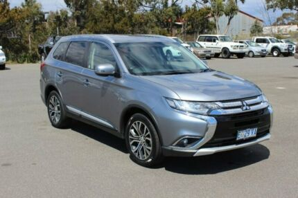 2015 Mitsubishi Outlander ZK MY16 LS 4WD Grey 6 Speed Constant Variable Wagon Devonport Devonport Area Preview