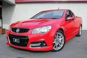 2014 Holden Ute Red Sports Automatic Utility Dandenong Greater Dandenong Preview