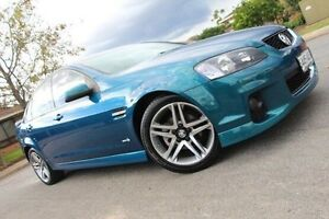 2012 Holden Commodore Green Sports Automatic Sedan Hillcrest Port Adelaide Area Preview