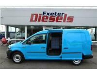 2016 Volkswagen Caddy Maxi 2.0 TDi BlueMotion Tech 102 PS Panel Van Diesel Manua