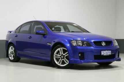 2006 Holden Commodore VE SV6 Blue 5 Speed Automatic Sedan Bentley Canning Area Preview
