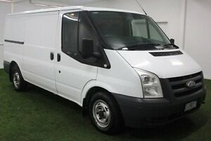 2010 Ford Transit VM Mid Roof MWB White 6 Speed Manual Van Moonah Glenorchy Area Preview