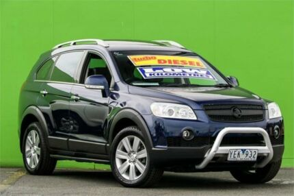 2010 Holden Captiva CG MY10 LX AWD 5 Speed Sports Automatic Wagon Ringwood East Maroondah Area Preview