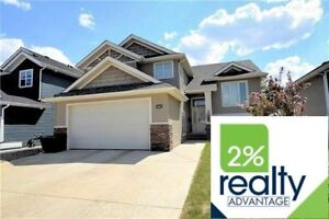 Lacombe Henner's Landing Fully Dvlpd Family Home-Listed By 2%