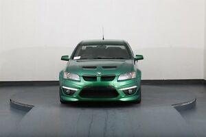 2011 Holden Special Vehicles Maloo V3 MY12 R8 Green 6 Speed Manual Utility Smithfield Parramatta Area Preview