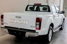 2015 Isuzu D-MAX  White Sports Automatic Utility Pakenham Cardinia Area Preview