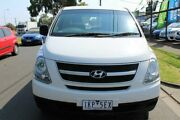 2013 Hyundai iLOAD TQ2-V MY14 White 6 Speed Manual Van West Footscray Maribyrnong Area Preview