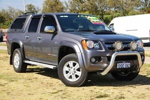 2011 Holden Colorado RC MY11 LT-R Crew Cab Grey 4 Speed Automatic Utility Mindarie Wanneroo Area Preview
