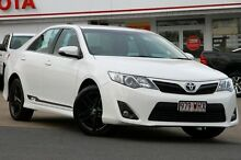 2014 Toyota Camry ASV50R RZ Diamond White 6 Speed Sports Automatic Sedan Woolloongabba Brisbane South West Preview