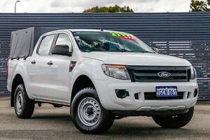 2013 Ford Ranger White Manual Utility Maddington Gosnells Area Preview