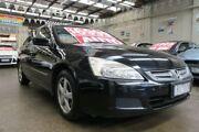 2005 Honda Accord 40 VTi 5 Speed Automatic Sedan Mordialloc Kingston Area Preview