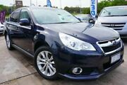 2012 Subaru Liberty B5 MY13 2.5i Lineartronic AWD Premium Blue 6 Speed Constant Variable Sedan Pearce Woden Valley Preview