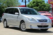 2009 Subaru Liberty B5 MY10 Exiga Lineartronic AWD Silver 6 Speed Constant Variable Wagon Kedron Brisbane North East Preview
