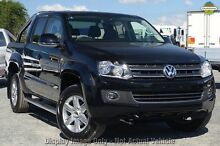 2015 Volkswagen Amarok 2H MY15 TDI420 4Motion Perm Highline Deep Black Pearl Effect 8 Speed Automati Liverpool Liverpool Area Preview