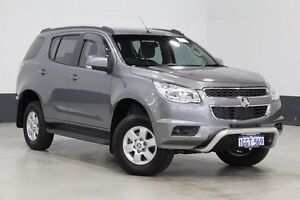2016 Holden Colorado 7 RG MY16 LT (4x4) Silver 6 Speed Automatic Wagon Bentley Canning Area Preview