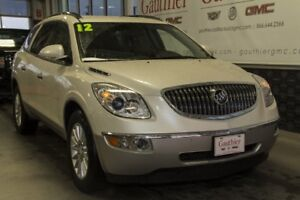 2012 Buick Enclave CXL AWD, 7 Passenger, Leather, Heated Seats