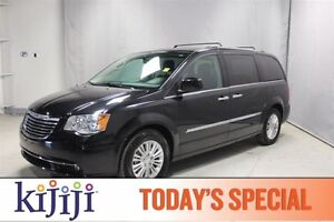 2015 Chrysler Town & Country LIMITED Rear DVD,  Leather,  Heated