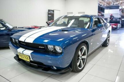 2011 Dodge Challenger INAUGURAL EDITION Deep water blue 6 Speed Manual Coupe Carss Park Kogarah Area Preview