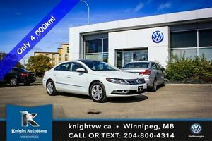 2015 Volkswagen CC Sportline w/ Leather/Sunroof/Navigation/Tech