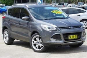 2013 Ford Kuga Grey Sports Automatic Wagon Greenacre Bankstown Area Preview