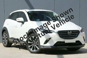 2019 Mazda CX-3 DK Akari White Sports Automatic Capalaba Brisbane South East Preview