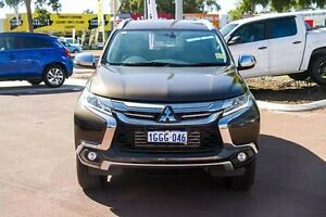 2016 Mitsubishi Pajero Sport QE MY16 GLS Bronze 8 Speed Sports Automatic Wagon Wilson Canning Area Preview