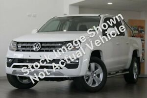 2018 Volkswagen Amarok 2H MY18 V6 TDI 550 Highline Candy White 8 Speed Automatic Dual Cab Utility Cooee Burnie Area Preview
