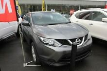 2015 Nissan Qashqai J11 ST (4x2) Grey Continuous Variable Wagon Ringwood East Maroondah Area Preview