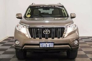 2013 Toyota Landcruiser Prado KDJ150R MY14 GXL Bronze 5 Speed Sports Automatic Wagon Edgewater Joondalup Area Preview