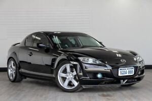 2008 Mazda RX-8 FE1031 MY06 Black 6 Speed Manual Coupe