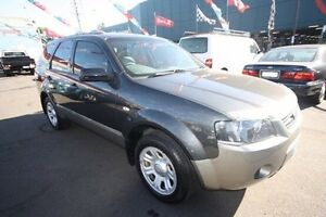 2007 Ford Territory SY TX Grey 4 Speed Sports Automatic Wagon Kingsville Maribyrnong Area Preview