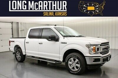 2020 Ford F-150 XLT Crew 4x4 Chrome Appearance MSRP $50719 Navigation Auto High Beam Headlamps Heated Power Front Seats Platform Boards