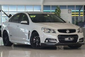 2013 Holden Commodore VF MY14 SS V Redline White 6 Speed Sports Automatic Sedan Dandenong Greater Dandenong Preview