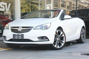 2015 Holden Cascada CJ MY16 White 6 Speed Sports Automatic Convertible Somerton Park Holdfast Bay Preview