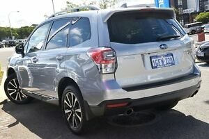 2016 Subaru Forester S4 MY16 XT CVT AWD Premium Ice Silver 8 Speed Constant Variable Wagon Willagee Melville Area Preview