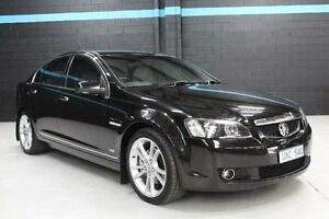 2007 Holden Calais VE V Black 6 Speed Sports Automatic Sedan Knoxfield Knox Area Preview