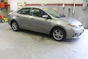2014 Toyota Corolla LE PREMIUM PACKAGE