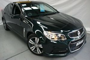 2014 Holden Commodore VF MY14 SS Green 6 Speed Sports Automatic Sedan Maryville Newcastle Area Preview