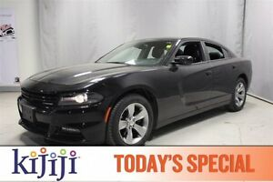 2015 Dodge Charger SXT Heated Seats,  Bluetooth,  A/C,