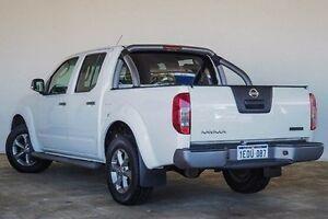 2014 Nissan Navara D40 S7 Titanium White 6 Speed Manual Utility Embleton Bayswater Area Preview