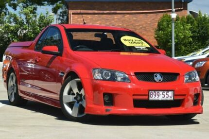 2008 Holden Ute VE SS V Red 6 Speed Manual Utility Toowoomba Toowoomba City Preview
