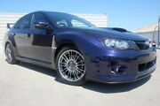 2013 Subaru Impreza G3 MY13 WRX STi AWD Spec R Blue 5 Speed Sports Automatic Sedan Dandenong Greater Dandenong Preview