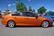 2012 Ford Falcon FG MkII XR6 Sunburnt Orange 6 Speed Sports Automatic Sedan Moorooka Brisbane South West Preview