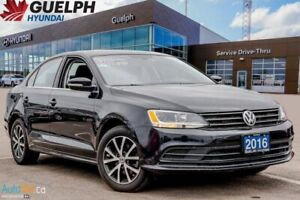 2016 Volkswagen Jetta Sedan Comfortline ANDROID AUTO and APPLE C
