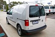 2015 Volkswagen Caddy 2K MY16 TSI220 SWB DSG Trendline White 7 Speed Sports Automatic Dual Clutch Cairnlea Brimbank Area Preview